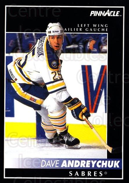 1992-93 Pinnacle Canadian #58 Dave Andreychuk<br/>5 In Stock - $1.00 each - <a href=https://centericecollectibles.foxycart.com/cart?name=1992-93%20Pinnacle%20Canadian%20%2358%20Dave%20Andreychuk...&quantity_max=5&price=$1.00&code=176256 class=foxycart> Buy it now! </a>