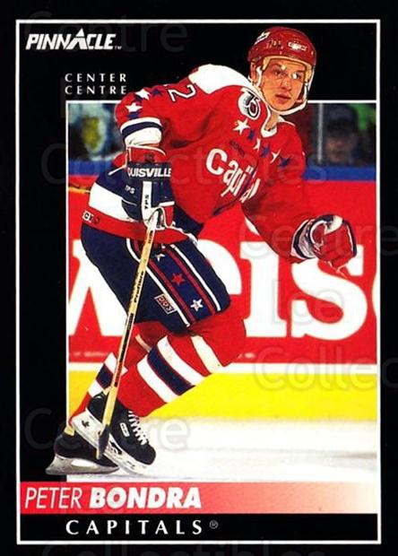 1992-93 Pinnacle Canadian #82 Peter Bondra<br/>5 In Stock - $1.00 each - <a href=https://centericecollectibles.foxycart.com/cart?name=1992-93%20Pinnacle%20Canadian%20%2382%20Peter%20Bondra...&quantity_max=5&price=$1.00&code=176283 class=foxycart> Buy it now! </a>