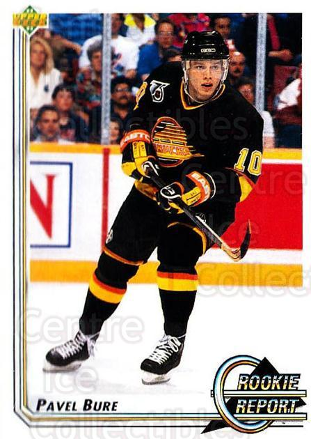 1992-93 Upper Deck #362 Pavel Bure<br/>4 In Stock - $1.00 each - <a href=https://centericecollectibles.foxycart.com/cart?name=1992-93%20Upper%20Deck%20%23362%20Pavel%20Bure...&quantity_max=4&price=$1.00&code=176747 class=foxycart> Buy it now! </a>