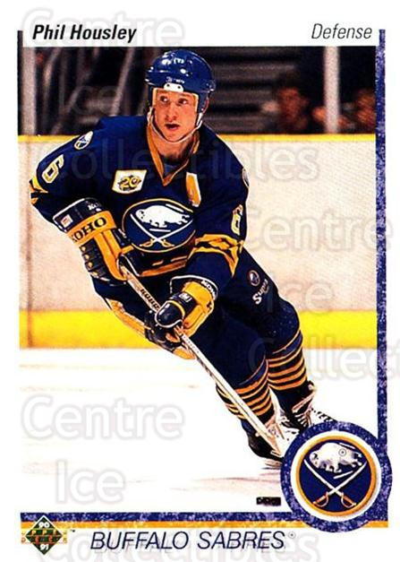 1990-91 Upper Deck #22 Phil Housley<br/>5 In Stock - $1.00 each - <a href=https://centericecollectibles.foxycart.com/cart?name=1990-91%20Upper%20Deck%20%2322%20Phil%20Housley...&quantity_max=5&price=$1.00&code=17694 class=foxycart> Buy it now! </a>