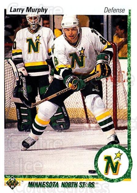 1990-91 Upper Deck #229 Larry Murphy<br/>6 In Stock - $1.00 each - <a href=https://centericecollectibles.foxycart.com/cart?name=1990-91%20Upper%20Deck%20%23229%20Larry%20Murphy...&quantity_max=6&price=$1.00&code=17703 class=foxycart> Buy it now! </a>