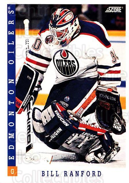 1993-94 Score USA #155 Bill Ranford<br/>2 In Stock - $1.00 each - <a href=https://centericecollectibles.foxycart.com/cart?name=1993-94%20Score%20USA%20%23155%20Bill%20Ranford...&quantity_max=2&price=$1.00&code=178624 class=foxycart> Buy it now! </a>