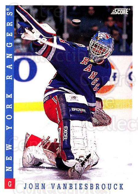 1993-94 Score USA #162 John Vanbiesbrouck<br/>2 In Stock - $1.00 each - <a href=https://centericecollectibles.foxycart.com/cart?name=1993-94%20Score%20USA%20%23162%20John%20Vanbiesbro...&quantity_max=2&price=$1.00&code=178632 class=foxycart> Buy it now! </a>