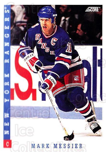 1993-94 Score USA #200 Mark Messier<br/>3 In Stock - $1.00 each - <a href=https://centericecollectibles.foxycart.com/cart?name=1993-94%20Score%20USA%20%23200%20Mark%20Messier...&quantity_max=3&price=$1.00&code=178675 class=foxycart> Buy it now! </a>