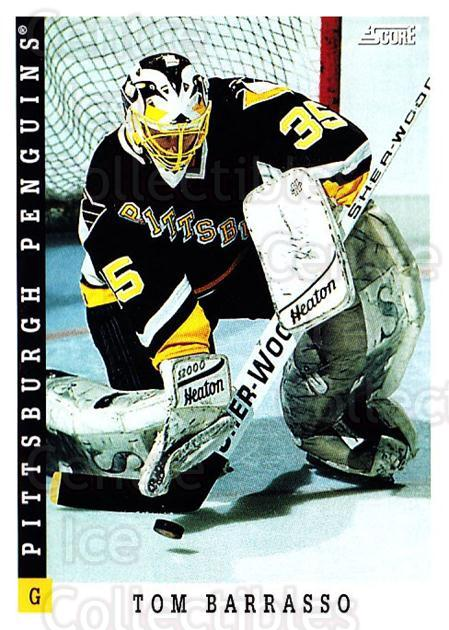 1993-94 Score USA #225 Tom Barrasso<br/>1 In Stock - $1.00 each - <a href=https://centericecollectibles.foxycart.com/cart?name=1993-94%20Score%20USA%20%23225%20Tom%20Barrasso...&quantity_max=1&price=$1.00&code=178702 class=foxycart> Buy it now! </a>