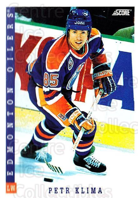 1993-94 Score USA #242 Petr Klima<br/>3 In Stock - $1.00 each - <a href=https://centericecollectibles.foxycart.com/cart?name=1993-94%20Score%20USA%20%23242%20Petr%20Klima...&quantity_max=3&price=$1.00&code=178721 class=foxycart> Buy it now! </a>