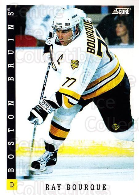 1993-94 Score USA #29 Ray Bourque<br/>2 In Stock - $1.00 each - <a href=https://centericecollectibles.foxycart.com/cart?name=1993-94%20Score%20USA%20%2329%20Ray%20Bourque...&quantity_max=2&price=$1.00&code=178773 class=foxycart> Buy it now! </a>