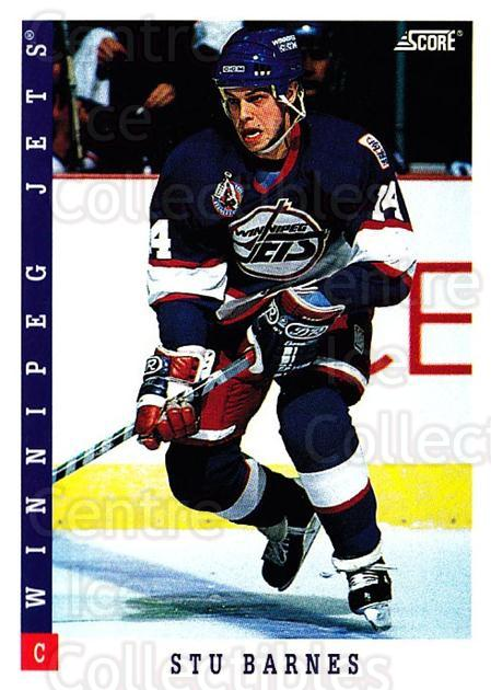 1993-94 Score USA #380 Stu Barnes<br/>4 In Stock - $1.00 each - <a href=https://centericecollectibles.foxycart.com/cart?name=1993-94%20Score%20USA%20%23380%20Stu%20Barnes...&quantity_max=4&price=$1.00&code=178872 class=foxycart> Buy it now! </a>