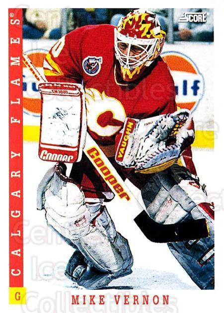 1993-94 Score USA #43 Mike Vernon<br/>4 In Stock - $1.00 each - <a href=https://centericecollectibles.foxycart.com/cart?name=1993-94%20Score%20USA%20%2343%20Mike%20Vernon...&quantity_max=4&price=$1.00&code=178926 class=foxycart> Buy it now! </a>