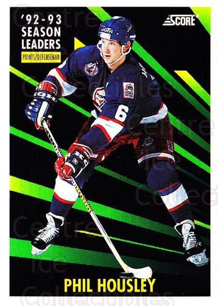 1993-94 Score USA #482 Phil Housley<br/>4 In Stock - $1.00 each - <a href=https://centericecollectibles.foxycart.com/cart?name=1993-94%20Score%20USA%20%23482%20Phil%20Housley...&quantity_max=4&price=$1.00&code=178981 class=foxycart> Buy it now! </a>