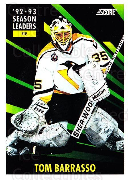 1993-94 Score USA #483 Tom Barrasso<br/>3 In Stock - $1.00 each - <a href=https://centericecollectibles.foxycart.com/cart?name=1993-94%20Score%20USA%20%23483%20Tom%20Barrasso...&price=$1.00&code=178982 class=foxycart> Buy it now! </a>