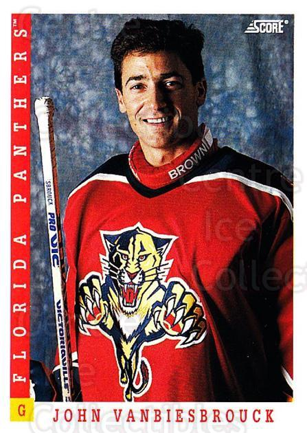 1993-94 Score USA #492 John Vanbiesbrouck<br/>3 In Stock - $1.00 each - <a href=https://centericecollectibles.foxycart.com/cart?name=1993-94%20Score%20USA%20%23492%20John%20Vanbiesbro...&quantity_max=3&price=$1.00&code=178992 class=foxycart> Buy it now! </a>