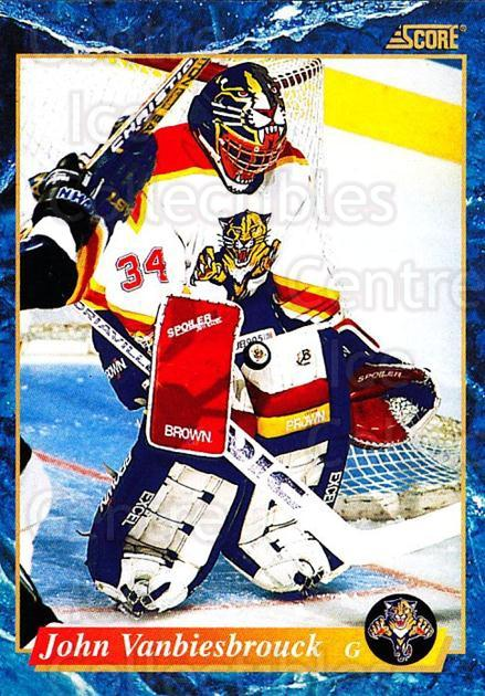 1993-94 Score USA #501 John Vanbiesbrouck<br/>2 In Stock - $1.00 each - <a href=https://centericecollectibles.foxycart.com/cart?name=1993-94%20Score%20USA%20%23501%20John%20Vanbiesbro...&quantity_max=2&price=$1.00&code=179001 class=foxycart> Buy it now! </a>