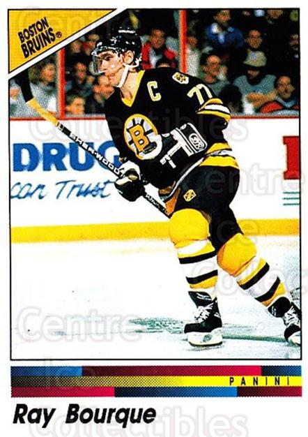 1990-91 Panini Stickers #17 Ray Bourque<br/>3 In Stock - $1.00 each - <a href=https://centericecollectibles.foxycart.com/cart?name=1990-91%20Panini%20Stickers%20%2317%20Ray%20Bourque...&quantity_max=3&price=$1.00&code=17903 class=foxycart> Buy it now! </a>