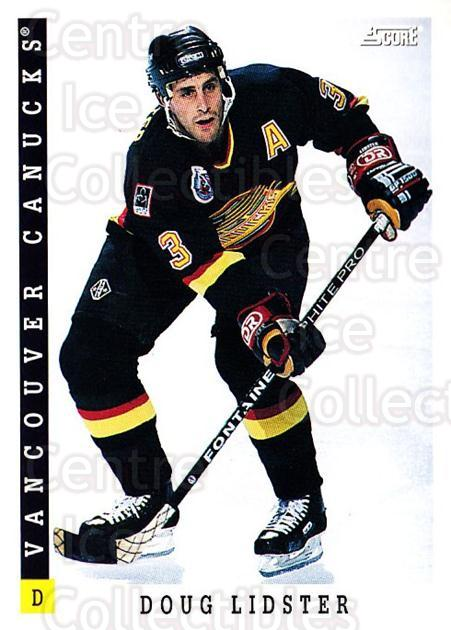 1993-94 Score USA #65 Doug Lidster<br/>4 In Stock - $1.00 each - <a href=https://centericecollectibles.foxycart.com/cart?name=1993-94%20Score%20USA%20%2365%20Doug%20Lidster...&quantity_max=4&price=$1.00&code=179129 class=foxycart> Buy it now! </a>
