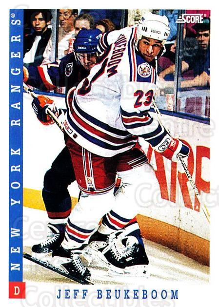 1993-94 Score USA #94 Jeff Beukeboom<br/>3 In Stock - $1.00 each - <a href=https://centericecollectibles.foxycart.com/cart?name=1993-94%20Score%20USA%20%2394%20Jeff%20Beukeboom...&quantity_max=3&price=$1.00&code=179172 class=foxycart> Buy it now! </a>