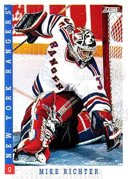 1993-94 Score USA #99 Mike Richter<br/>1 In Stock - $1.00 each - <a href=https://centericecollectibles.foxycart.com/cart?name=1993-94%20Score%20USA%20%2399%20Mike%20Richter...&quantity_max=1&price=$1.00&code=179177 class=foxycart> Buy it now! </a>