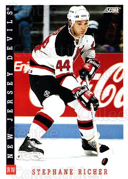 1993-94 Score Canadian #34 Stephane Richer<br/>4 In Stock - $1.00 each - <a href=https://centericecollectibles.foxycart.com/cart?name=1993-94%20Score%20Canadian%20%2334%20Stephane%20Richer...&quantity_max=4&price=$1.00&code=179289 class=foxycart> Buy it now! </a>