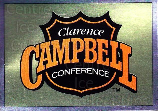 1990-91 Panini Stickers #2 Campbell Conference<br/>11 In Stock - $1.00 each - <a href=https://centericecollectibles.foxycart.com/cart?name=1990-91%20Panini%20Stickers%20%232%20Campbell%20Confer...&quantity_max=11&price=$1.00&code=17936 class=foxycart> Buy it now! </a>