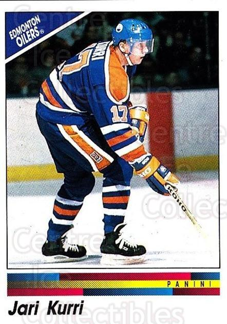 1990-91 Panini Stickers #222 Jari Kurri<br/>1 In Stock - $1.00 each - <a href=https://centericecollectibles.foxycart.com/cart?name=1990-91%20Panini%20Stickers%20%23222%20Jari%20Kurri...&quantity_max=1&price=$1.00&code=17959 class=foxycart> Buy it now! </a>