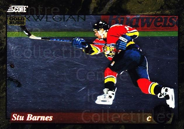 1993-94 Score USA Gold #644 Stu Barnes<br/>4 In Stock - $2.00 each - <a href=https://centericecollectibles.foxycart.com/cart?name=1993-94%20Score%20USA%20Gold%20%23644%20Stu%20Barnes...&quantity_max=4&price=$2.00&code=179821 class=foxycart> Buy it now! </a>