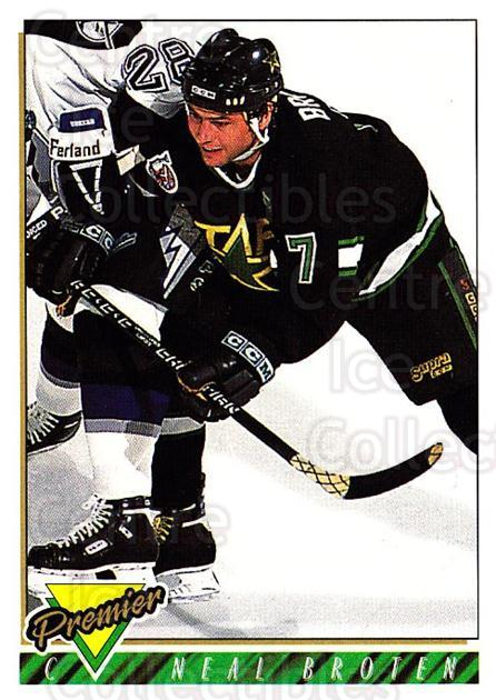 1993-94 Topps Premier #131 Neal Broten<br/>3 In Stock - $1.00 each - <a href=https://centericecollectibles.foxycart.com/cart?name=1993-94%20Topps%20Premier%20%23131%20Neal%20Broten...&quantity_max=3&price=$1.00&code=180284 class=foxycart> Buy it now! </a>