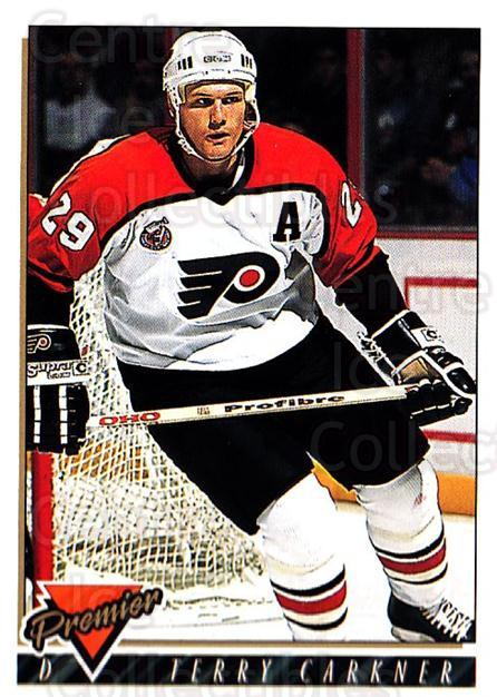 1993-94 Topps Premier #152 Terry Carkner<br/>3 In Stock - $1.00 each - <a href=https://centericecollectibles.foxycart.com/cart?name=1993-94%20Topps%20Premier%20%23152%20Terry%20Carkner...&quantity_max=3&price=$1.00&code=180306 class=foxycart> Buy it now! </a>