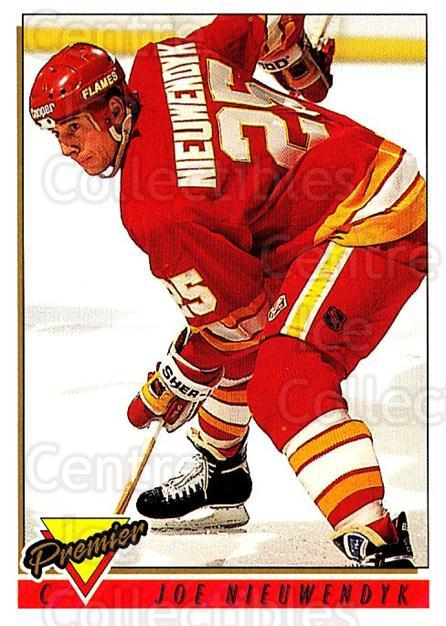 1993-94 Topps Premier #205 Joe Nieuwendyk<br/>3 In Stock - $1.00 each - <a href=https://centericecollectibles.foxycart.com/cart?name=1993-94%20Topps%20Premier%20%23205%20Joe%20Nieuwendyk...&quantity_max=3&price=$1.00&code=180363 class=foxycart> Buy it now! </a>