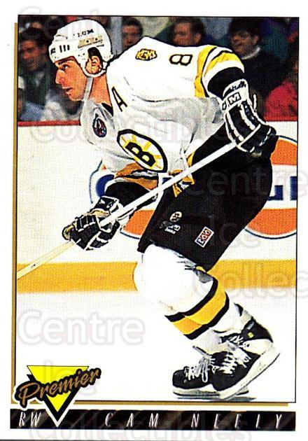 1993-94 Topps Premier #254 Cam Neely<br/>4 In Stock - $1.00 each - <a href=https://centericecollectibles.foxycart.com/cart?name=1993-94%20Topps%20Premier%20%23254%20Cam%20Neely...&quantity_max=4&price=$1.00&code=180416 class=foxycart> Buy it now! </a>