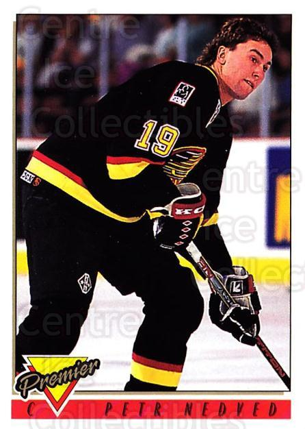 1993-94 Topps Premier #6 Petr Nedved<br/>4 In Stock - $1.00 each - <a href=https://centericecollectibles.foxycart.com/cart?name=1993-94%20Topps%20Premier%20%236%20Petr%20Nedved...&quantity_max=4&price=$1.00&code=180694 class=foxycart> Buy it now! </a>