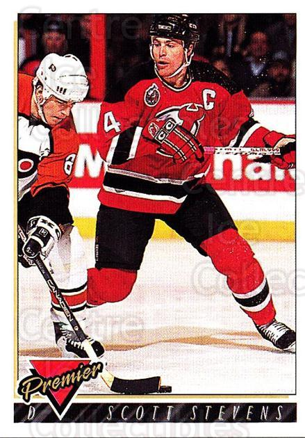 1993-94 Topps Premier #80 Scott Stevens<br/>3 In Stock - $1.00 each - <a href=https://centericecollectibles.foxycart.com/cart?name=1993-94%20Topps%20Premier%20%2380%20Scott%20Stevens...&quantity_max=3&price=$1.00&code=180717 class=foxycart> Buy it now! </a>