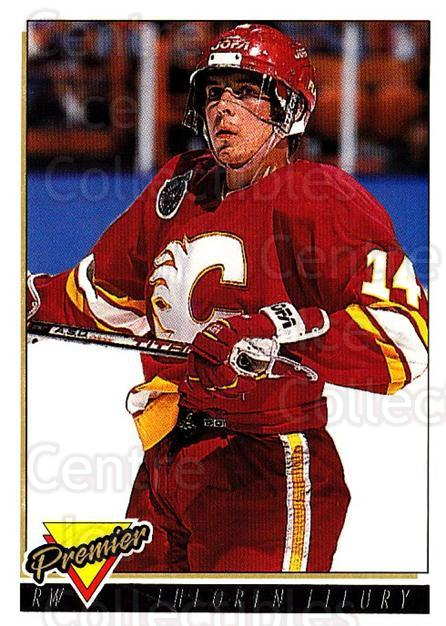 1993-94 Topps Premier Gold #100 Theo Fleury<br/>2 In Stock - $2.00 each - <a href=https://centericecollectibles.foxycart.com/cart?name=1993-94%20Topps%20Premier%20Gold%20%23100%20Theo%20Fleury...&quantity_max=2&price=$2.00&code=180737 class=foxycart> Buy it now! </a>