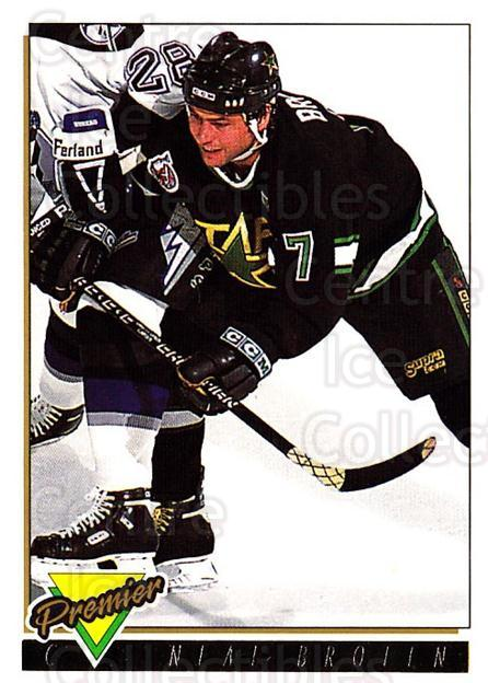 1993-94 Topps Premier Gold #131 Neal Broten<br/>5 In Stock - $2.00 each - <a href=https://centericecollectibles.foxycart.com/cart?name=1993-94%20Topps%20Premier%20Gold%20%23131%20Neal%20Broten...&quantity_max=5&price=$2.00&code=180766 class=foxycart> Buy it now! </a>