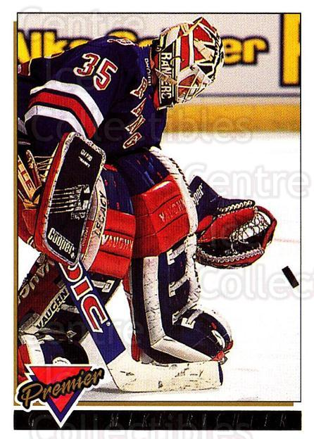 1993-94 Topps Premier Gold #135 Mike Richter<br/>5 In Stock - $2.00 each - <a href=https://centericecollectibles.foxycart.com/cart?name=1993-94%20Topps%20Premier%20Gold%20%23135%20Mike%20Richter...&quantity_max=5&price=$2.00&code=180770 class=foxycart> Buy it now! </a>