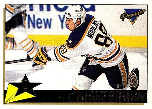 1993-94 Topps Premier Gold #172 Alexander Mogilny<br/>3 In Stock - $2.00 each - <a href=https://centericecollectibles.foxycart.com/cart?name=1993-94%20Topps%20Premier%20Gold%20%23172%20Alexander%20Mogil...&quantity_max=3&price=$2.00&code=180807 class=foxycart> Buy it now! </a>