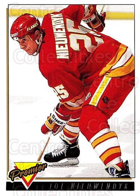 1993-94 Topps Premier Gold #205 Joe Nieuwendyk<br/>4 In Stock - $2.00 each - <a href=https://centericecollectibles.foxycart.com/cart?name=1993-94%20Topps%20Premier%20Gold%20%23205%20Joe%20Nieuwendyk...&quantity_max=4&price=$2.00&code=180843 class=foxycart> Buy it now! </a>
