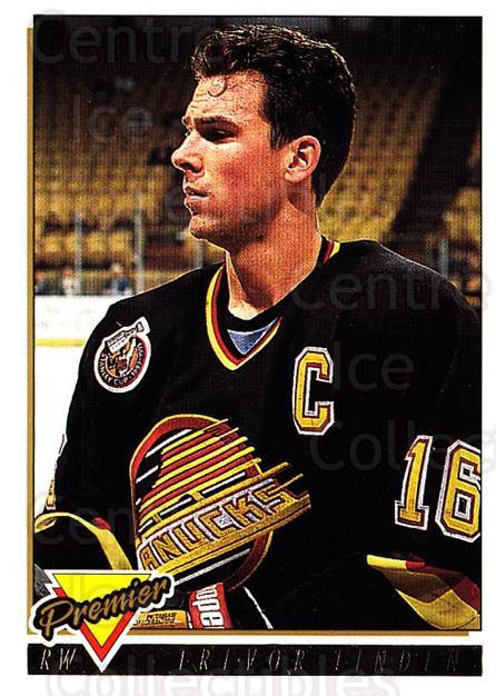 1993-94 Topps Premier Gold #225 Trevor Linden<br/>3 In Stock - $2.00 each - <a href=https://centericecollectibles.foxycart.com/cart?name=1993-94%20Topps%20Premier%20Gold%20%23225%20Trevor%20Linden...&quantity_max=3&price=$2.00&code=180863 class=foxycart> Buy it now! </a>