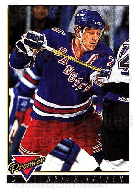 1993-94 Topps Premier Gold #25 Brian Leetch<br/>5 In Stock - $2.00 each - <a href=https://centericecollectibles.foxycart.com/cart?name=1993-94%20Topps%20Premier%20Gold%20%2325%20Brian%20Leetch...&quantity_max=5&price=$2.00&code=180890 class=foxycart> Buy it now! </a>