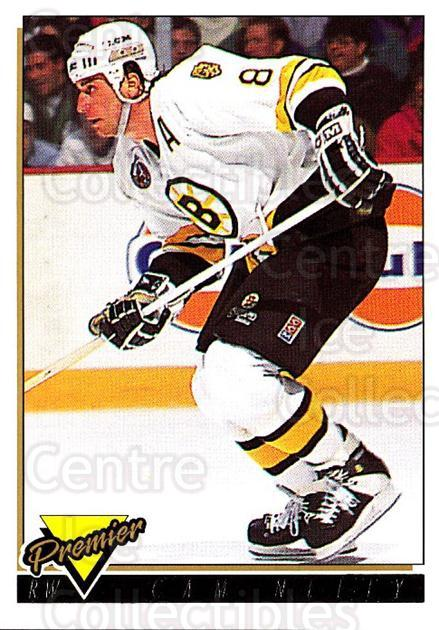 1993-94 Topps Premier Gold #254 Cam Neely<br/>5 In Stock - $2.00 each - <a href=https://centericecollectibles.foxycart.com/cart?name=1993-94%20Topps%20Premier%20Gold%20%23254%20Cam%20Neely...&quantity_max=5&price=$2.00&code=180895 class=foxycart> Buy it now! </a>