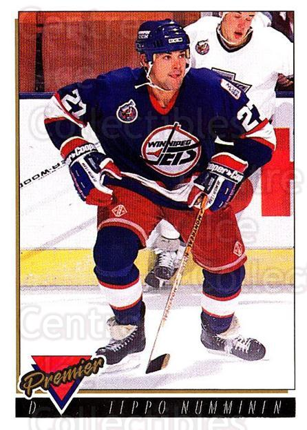 1993-94 Topps Premier Gold #269 Teppo Numminen<br/>5 In Stock - $2.00 each - <a href=https://centericecollectibles.foxycart.com/cart?name=1993-94%20Topps%20Premier%20Gold%20%23269%20Teppo%20Numminen...&quantity_max=5&price=$2.00&code=180909 class=foxycart> Buy it now! </a>