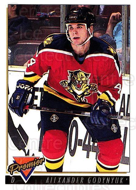 1993-94 Topps Premier Gold #289 Alexander Godynyuk<br/>5 In Stock - $2.00 each - <a href=https://centericecollectibles.foxycart.com/cart?name=1993-94%20Topps%20Premier%20Gold%20%23289%20Alexander%20Godyn...&quantity_max=5&price=$2.00&code=180930 class=foxycart> Buy it now! </a>