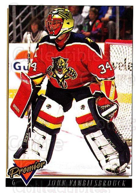 1993-94 Topps Premier Gold #314 John Vanbiesbrouck<br/>5 In Stock - $2.00 each - <a href=https://centericecollectibles.foxycart.com/cart?name=1993-94%20Topps%20Premier%20Gold%20%23314%20John%20Vanbiesbro...&quantity_max=5&price=$2.00&code=180958 class=foxycart> Buy it now! </a>