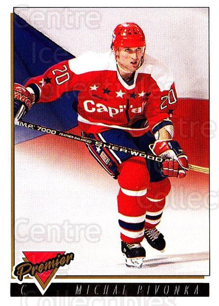 1993-94 Topps Premier Gold #321 Michal Pivonka<br/>5 In Stock - $2.00 each - <a href=https://centericecollectibles.foxycart.com/cart?name=1993-94%20Topps%20Premier%20Gold%20%23321%20Michal%20Pivonka...&quantity_max=5&price=$2.00&code=180965 class=foxycart> Buy it now! </a>