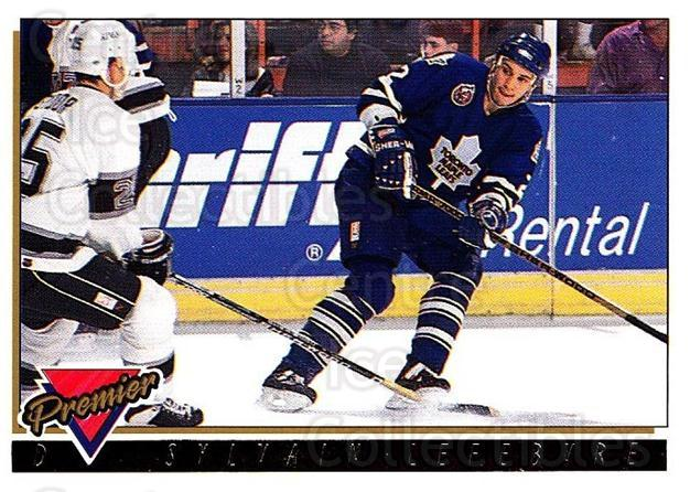 1993-94 Topps Premier Gold #331 Sylvain Lefebvre<br/>5 In Stock - $2.00 each - <a href=https://centericecollectibles.foxycart.com/cart?name=1993-94%20Topps%20Premier%20Gold%20%23331%20Sylvain%20Lefebvr...&quantity_max=5&price=$2.00&code=180974 class=foxycart> Buy it now! </a>