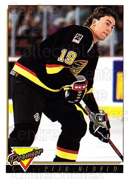 1993-94 Topps Premier Gold #6 Petr Nedved<br/>2 In Stock - $2.00 each - <a href=https://centericecollectibles.foxycart.com/cart?name=1993-94%20Topps%20Premier%20Gold%20%236%20Petr%20Nedved...&quantity_max=2&price=$2.00&code=181186 class=foxycart> Buy it now! </a>