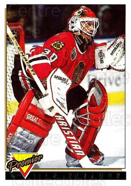 1993-94 Topps Premier Gold #60 Ed Belfour<br/>3 In Stock - $2.00 each - <a href=https://centericecollectibles.foxycart.com/cart?name=1993-94%20Topps%20Premier%20Gold%20%2360%20Ed%20Belfour...&quantity_max=3&price=$2.00&code=181187 class=foxycart> Buy it now! </a>