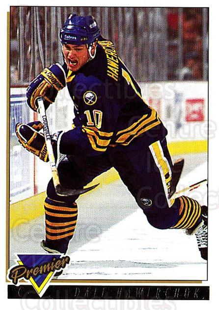 1993-94 Topps Premier Gold #7 Dale Hawerchuk<br/>5 In Stock - $2.00 each - <a href=https://centericecollectibles.foxycart.com/cart?name=1993-94%20Topps%20Premier%20Gold%20%237%20Dale%20Hawerchuk...&quantity_max=5&price=$2.00&code=181197 class=foxycart> Buy it now! </a>