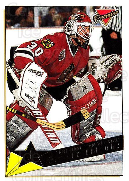 1993-94 Topps Premier Gold #95 Ed Belfour<br/>2 In Stock - $2.00 each - <a href=https://centericecollectibles.foxycart.com/cart?name=1993-94%20Topps%20Premier%20Gold%20%2395%20Ed%20Belfour...&quantity_max=2&price=$2.00&code=181222 class=foxycart> Buy it now! </a>