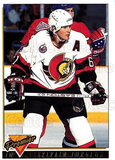 1993-94 Topps Premier Gold #97 Sylvain Turgeon<br/>5 In Stock - $2.00 each - <a href=https://centericecollectibles.foxycart.com/cart?name=1993-94%20Topps%20Premier%20Gold%20%2397%20Sylvain%20Turgeon...&quantity_max=5&price=$2.00&code=181224 class=foxycart> Buy it now! </a>