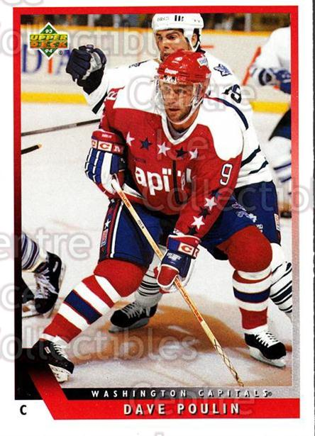 1993-94 Upper Deck #355 Dave Poulin<br/>9 In Stock - $1.00 each - <a href=https://centericecollectibles.foxycart.com/cart?name=1993-94%20Upper%20Deck%20%23355%20Dave%20Poulin...&quantity_max=9&price=$1.00&code=181438 class=foxycart> Buy it now! </a>